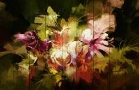 Картины на досках Живопись МФ10083