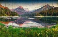 Картины на досках Природа МФ10109