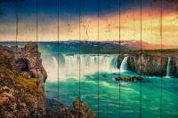 Картины на досках Природа МФ10111