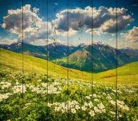 Картины на досках Природа МФ10121
