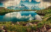Картины на досках Природа МФ10128