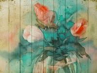 Картины на досках Живопись МФ10196