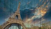 Картины на досках Города МФ10205