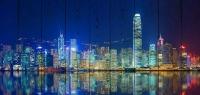 Картины на досках Города МФ10208
