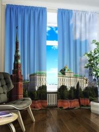Фотошторы «Кремль»