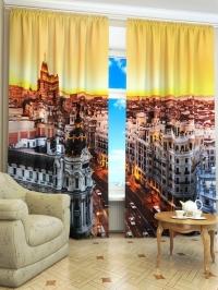 Фотошторы «Мадрид»