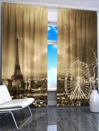 Фотошторы «Старый Париж»