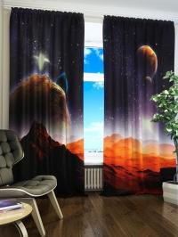 Фотошторы «Марсианская одиссея»