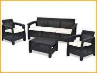 Комплект уличной мебели  (Corfu Triple Set)