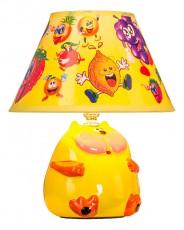 Настольная лампа декоративная D1-58 Yellow