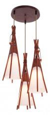 Подвесной светильник 8806/3BR WT