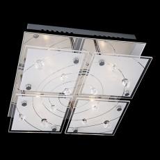 Накладной светильник 7195/4 хром