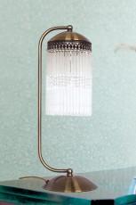 Настольная лампа декоративная Cascata 6616-1T