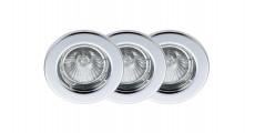 Комплект из 3 встраиваемых светильников Classic G94504/15
