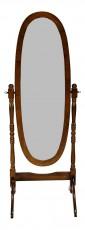 Зеркало напольное 2104 орех