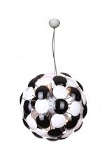 Подвесной светильник 3027/6S Black/White
