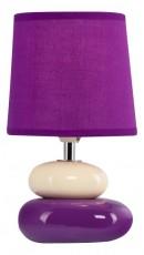Настольная лампа декоративная 33764 Purple