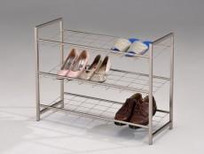 Стеллаж для обуви А1245 хром