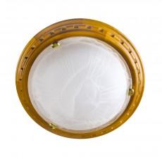 Накладной светильник Lufe Wood 1 313
