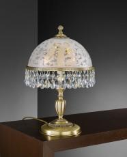 Настольная лампа декоративная 6200-MP