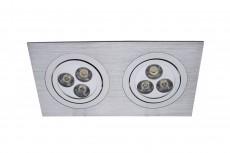 Встраиваемый светильник Technika A5902PL-2SS