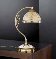 Настольная лампа декоративная 6908 6908-PP