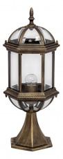 Наземный низкий светильник Плимут 816040401