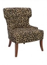 Кресло 2543 леопардовое