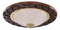 Накладной светильник 166 PL 166/4.26 Wood Walnut