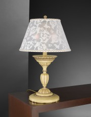 Настольная лампа декоративная 7632-GP