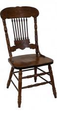 Набор стульев Кантри 4752т дуб темный (5 шт.)
