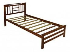 Кровать односпальная 6163К кантри