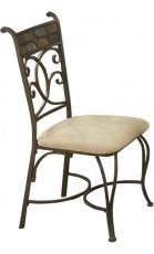 Набор стульев 2732 бронза/бежевый (2 шт.)