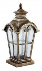 Наземный низкий светильник Замок 11530