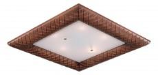 Накладной светильник 164-1631 PL 164/5.26 Wood Walnut