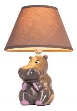 Настольная лампа декоративная D1-67 Grey