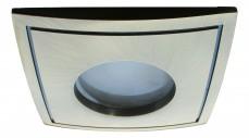 Комплект из 3 встраиваемых светильников Aqua A5444PL-3AB