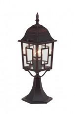 Наземный низкий светильник Pax 49084/55