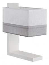 Настольная лампа декоративная Paja White 262