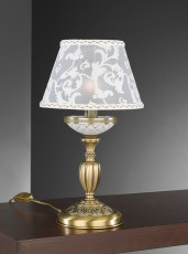 Настольная лампа декоративная 7032-PP