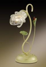 Настольная лампа декоративная Mille 2061/1T