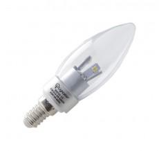 Лампа светодиодная E14 230В 3Вт 3000K 924732
