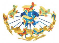 Потолочная люстра Самолетики CL603141
