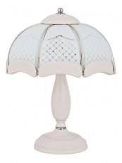 Настольная лампа декоративная Italia Bianko 20078
