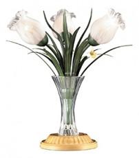 Настольная лампа декоративная Merida 2652/3T