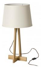Настольная лампа декоративная Бернау 490030101