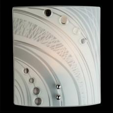 Накладной светильник 3740/1 хром