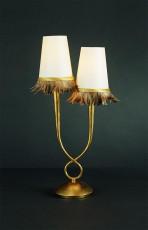 Настольная лампа декоративная Paola 0526