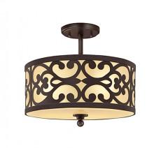 Светильник на штанге 3928/3PL Antique brown