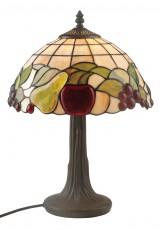 Настольная лампа декоративная Fruits A1232LT-1BG